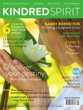 Kindred Spirit Mar April 18