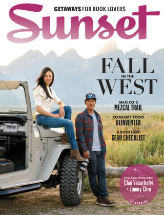 Sunset Magazine Oct 2018