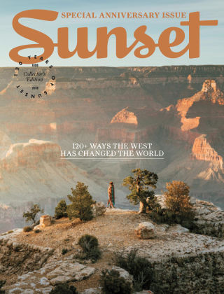 Sunset Magazine Nov 2018