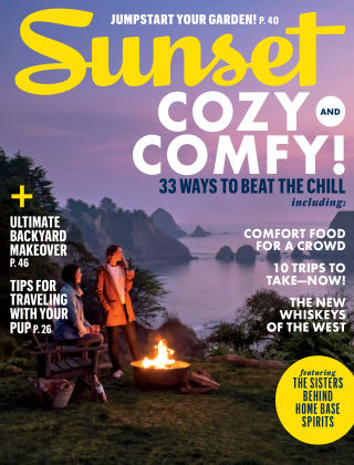 Sunset Magazine Feb-Mar 2019