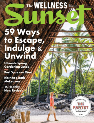 Sunset Magazine Apr 2019