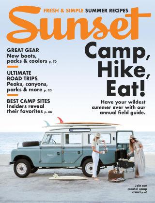 Sunset Magazine May-Jun 2019