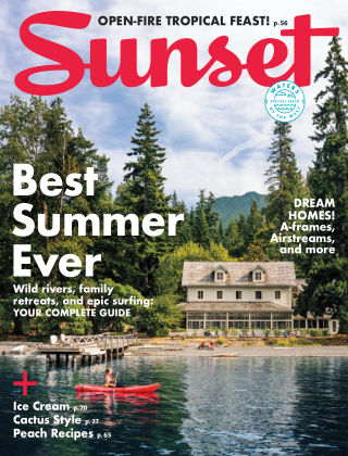 Sunset Magazine Jul-Aug 2019