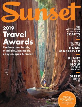 Sunset Magazine Sep-Oct 2019
