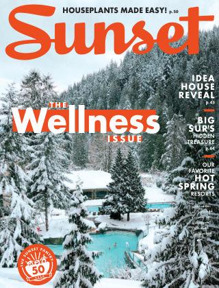 Sunset Magazine Jan-Feb 2020