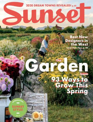 Sunset Magazine Mar-Apr 2020