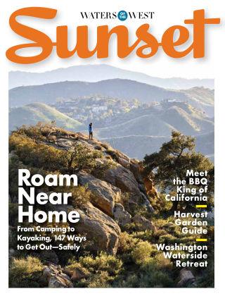 Sunset Magazine Fall 2020