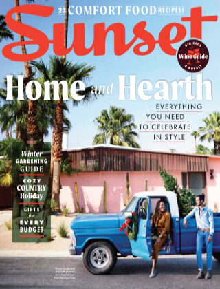 Sunset Magazine Hearth and Home