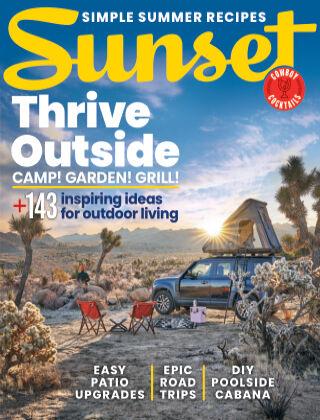 Sunset Magazine Camping 2021