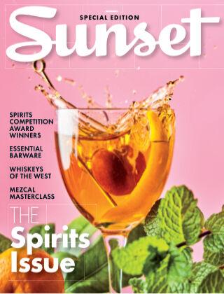 Sunset Magazine Sunset Spirit Issue