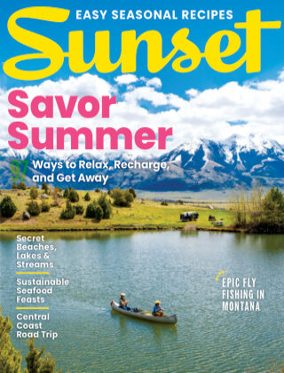 Sunset Magazine Waters of the West
