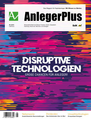 AnlegerPlus 08/2018