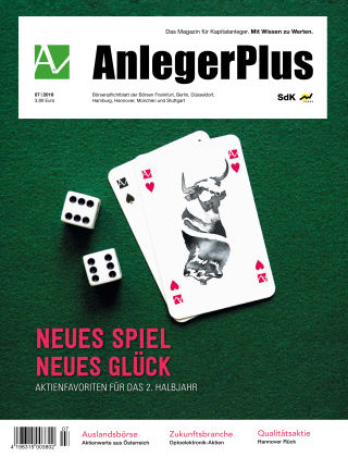 AnlegerPlus 07/2018