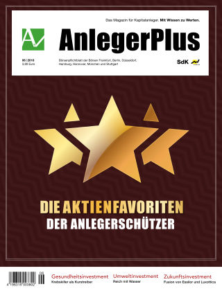 AnlegerPlus 06/2018