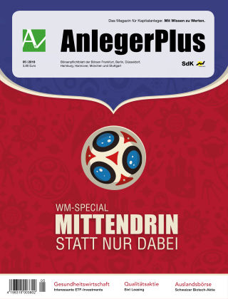 AnlegerPlus 05/2018