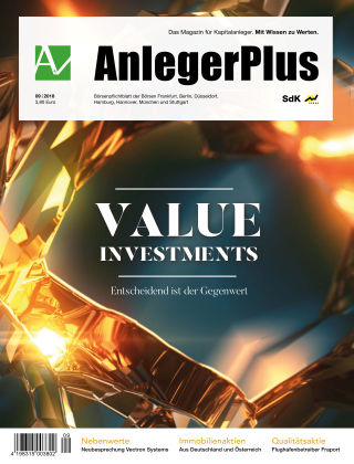 AnlegerPlus 09/2019