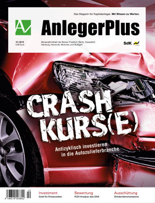 AnlegerPlus 10/2018