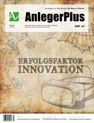 AnlegerPlus 03/2019