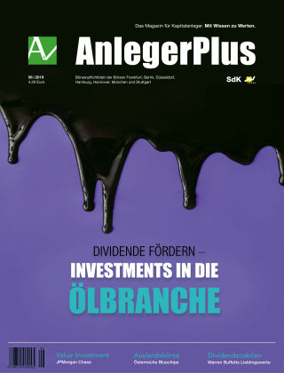 AnlegerPlus 06/2019