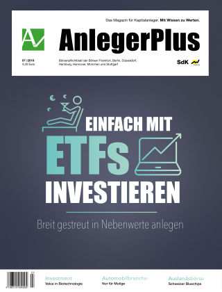 AnlegerPlus 7/2019