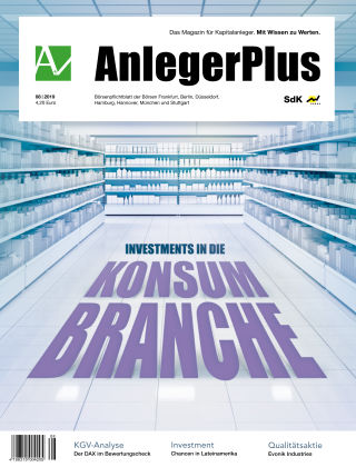 AnlegerPlus 08/2019