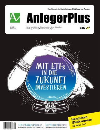 AnlegerPlus 10/2019