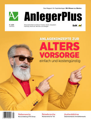 AnlegerPlus 01/2020