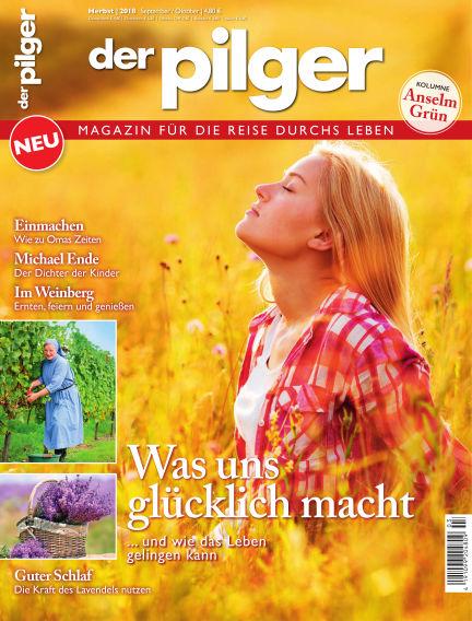 der pilger - Magazin für die Reise durchs Leben August 30, 2018 00:00