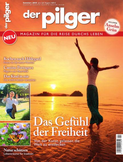 der pilger - Magazin für die Reise durchs Leben May 30, 2018 00:00