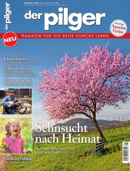 der pilger - Magazin für die Reise durchs Leben February 22, 2018 00:00