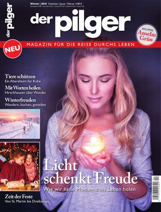 der pilger - Magazin für die Reise durchs Leben 4/2018