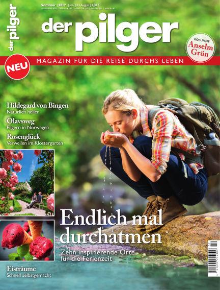 der pilger - Magazin für die Reise durchs Leben May 24, 2017 00:00