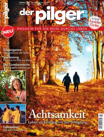 der pilger - Magazin für die Reise durchs Leben August 31, 2017 00:00