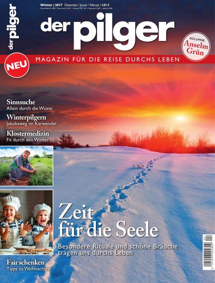 der pilger - Magazin für die Reise durchs Leben November 02, 2017 00:00