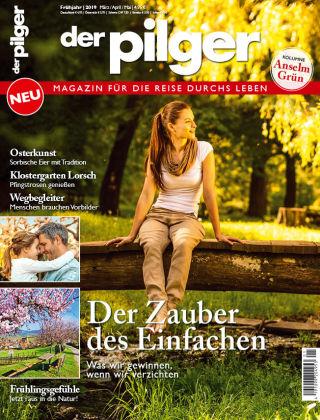 der pilger - Magazin für die Reise durchs Leben 1/2019