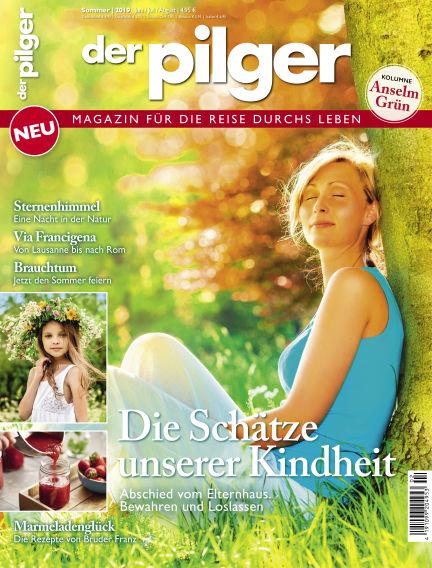 der pilger - Magazin für die Reise durchs Leben May 23, 2019 00:00