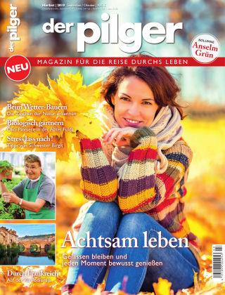 der pilger - Magazin für die Reise durchs Leben 3/2019