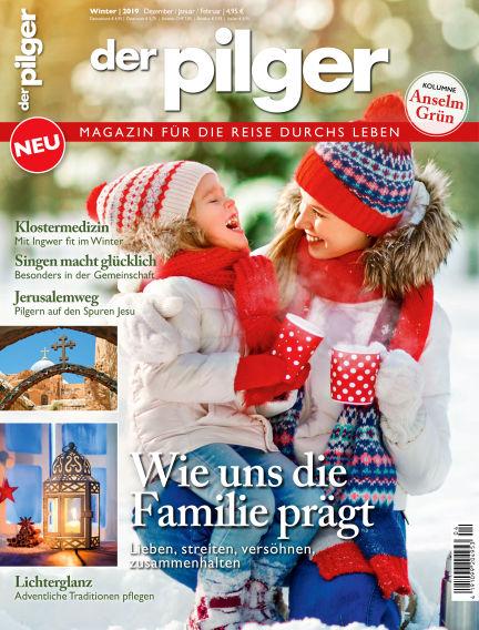 der pilger - Magazin für die Reise durchs Leben