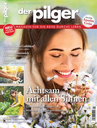 der pilger - Magazin für die Reise durchs Leben 01-2021