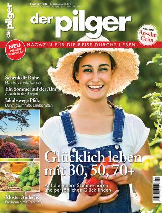 der pilger - Magazin für die Reise durchs Leben 2_2021