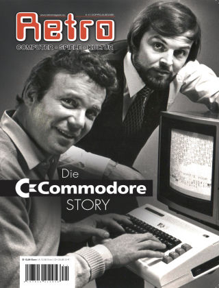 RETRO Magazin 41 | Commodore Story