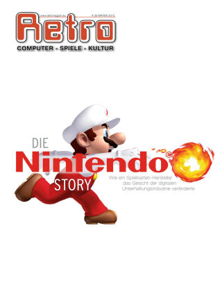 RETRO Magazin 39 | Nintendo Story