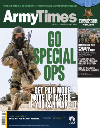 Army Times OCT 1 2018