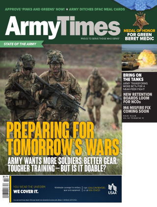 Army Times October 15 2018