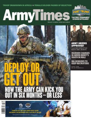 Army Times Dec 03 2018