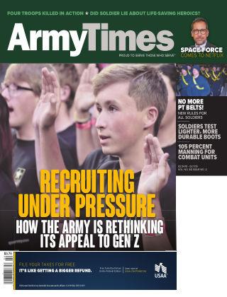 Army Times FEB 04 2019