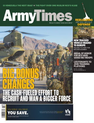 Army Times APR 01