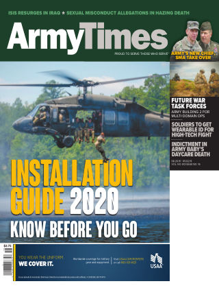 Army Times  AUG 26