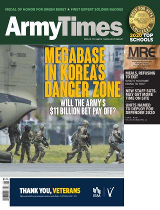 Army Times NOV 04