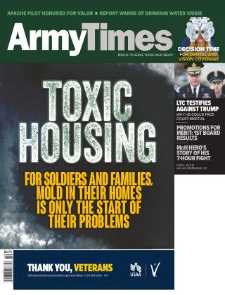 Army Times NOV 18
